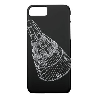 Gemini Capsule iPhone 7 case. iPhone 7 Case
