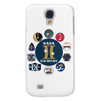 Gemini Commemorative Logo Galaxy S4 Cover