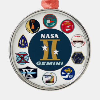 Gemini Commemorative Logo Christmas Tree Ornament