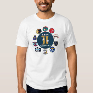 Gemini Commemorative Logo Tee Shirt