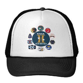 Gemini Commemorative Logo Trucker Hat