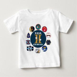 Gemini Commemorative Logo Tee Shirts