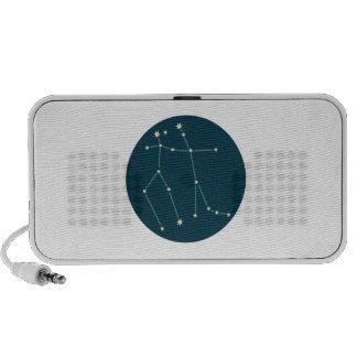 Gemini Constellation Travel Speakers