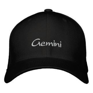 Gemini Embroidered Baseball Hat