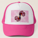 Gemini Fractal Art Trucker Hat