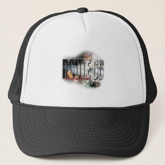 Gemini Giant - Route 66 Trucker Hat