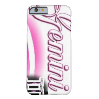 gemini horoscope sign barely there iPhone 6 case