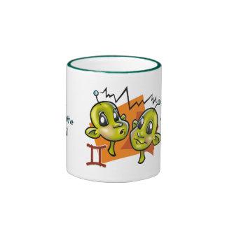 Gemini, I am:Communicative& Playful, My Motto:,... Coffee Mugs