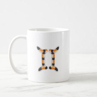 """""""Gemini in Tiger's Style"""". Coffee Mug"""