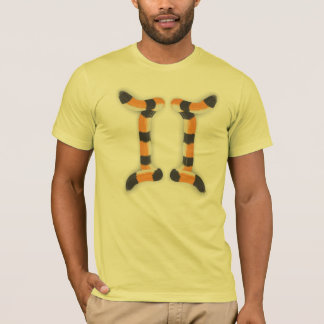 """""""Gemini in Tiger's Style"""". T-Shirt"""