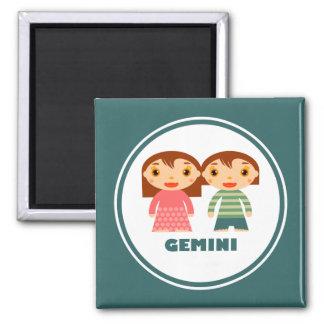 Gemini is my Zodiac Sign Magnet