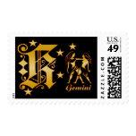Gemini-K Postage Stamp