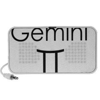 Gemini Laptop Speakers