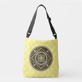 Gemini Mandala All-Over-Print Bag