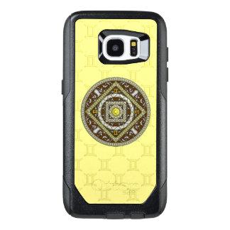 Gemini Mandala Otterbox Phone Case