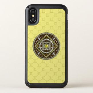 Gemini Mandala Speck Phone Case