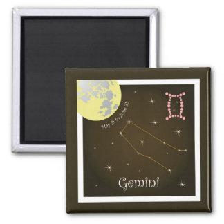 Gemini May 21 to June 21 imán