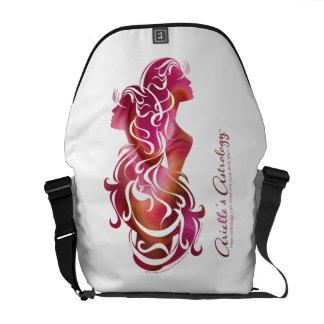 Gemini Medium Messenger Bag