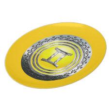 Gemini Melamine Plate