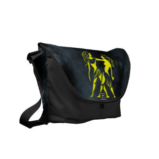 Gemini Messenger Bag