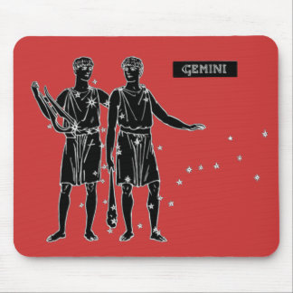 Gemini Mouse Pad