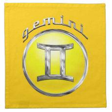 Gemini Napkin