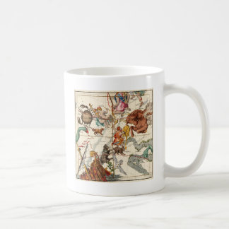 Gemini, Orion, Cancer, Taurus, Canis Major&Minor Coffee Mug