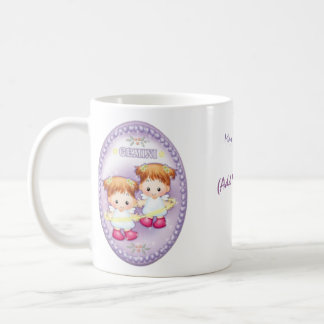 Gemini - Personalised Zodiac Mug