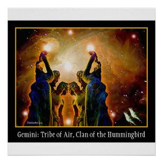 Gemini poster
