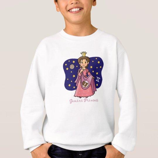 Gemini Princess Sweatshirt