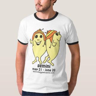 Gemini Ringer T-shirt