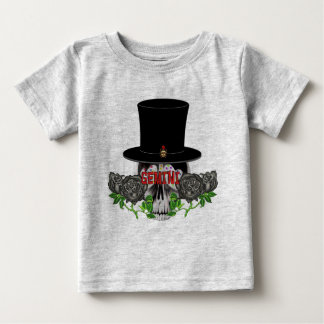 Gemini Skull Baby T-Shirt