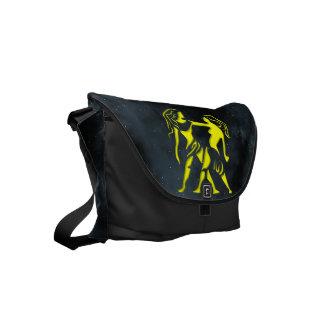 Gemini Small Messenger Bag
