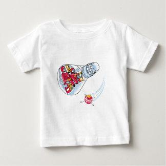 Gemini Space Capsule Baby T-Shirt