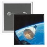 Gemini Space Capsule Button