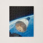 Gemini Space Capsule Jigsaw Puzzles