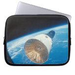 Gemini Space Capsule Laptop Computer Sleeve