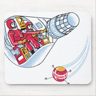 Gemini Space Capsule Mouse Pad