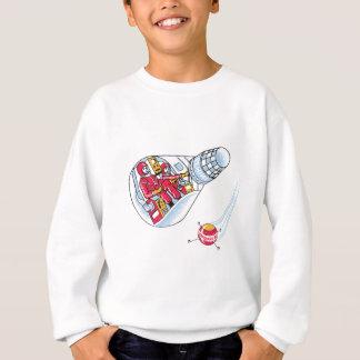 Gemini Space Capsule Sweatshirt