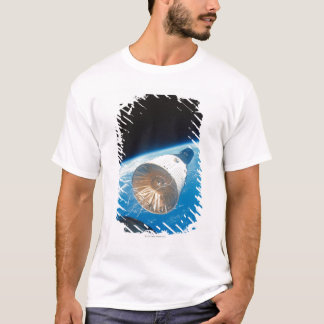 Gemini Space Capsule T-Shirt
