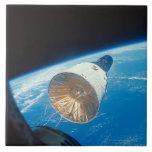 Gemini Space Capsule Tile