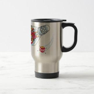 Gemini Space Capsule Travel Mug