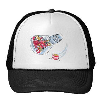Gemini Space Capsule Trucker Hat