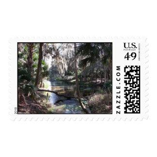 Gemini Springs Park Postage Stamps