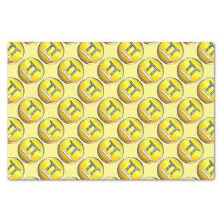 """Gemini Symbol 10"""" X 15"""" Tissue Paper"""
