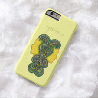 Gemini Symbol Barely There iPhone 6 Case