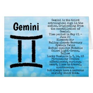 Gemini Symbol Happy Birthday Horoscope Zodiac