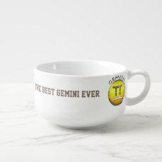Gemini Symbol Soup Mug