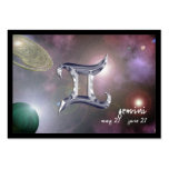 Gemini The Twins ACEO Large Business Cards (Pack Of 100)