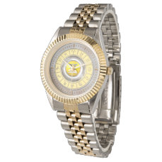 Gemini - The Twins Astrological Sign Wristwatch